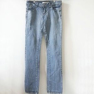Michelle Belau Jeans,Giel light blue, 6
